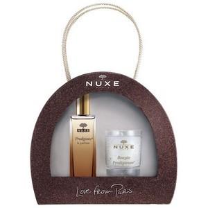 Nuxe Coffret prodigieux le parfum 50ml + Bougie 70g