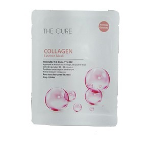 The cure Collagen essence mask 24g