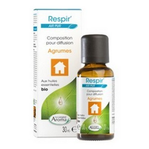 LE COMPTOIR AROMA Composition pour Diffusion agrumes 30 ml