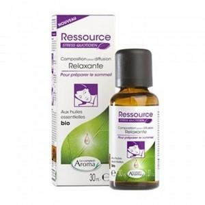 LE COMPTOIR AROMA Composition pour Diffusion Relaxante 30 ml