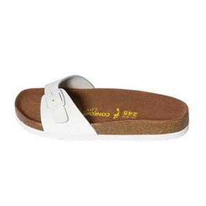 Confort line orthopedic sandales femme blanc