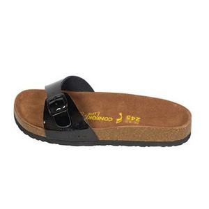 Confort line orthopedic sandales femme noir