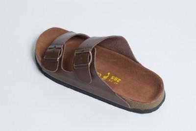 Sandale homme marron - Confort line