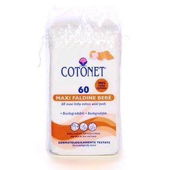 Cotonet 60 Maxi Fadline Coton Pour Bébé Siège, Visage et Main