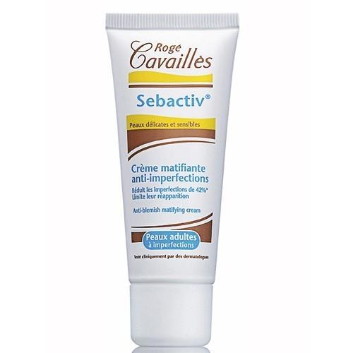 Rogé Cavaillès Sebactiv Crème Matifiante Anti-Imperfections 40 ml