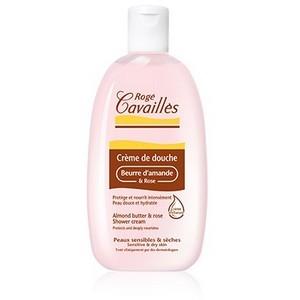 Rogé Cavaillès Crème de douche beurre d'amandes et rose 250ml