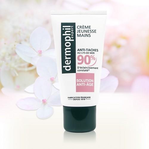 Dermophil Crème Jeunesse Main Anti-Taches 75 ml
