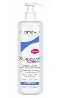 Noreva Xerodiane Plus Crème Lavante Visage et Corps 400 ml