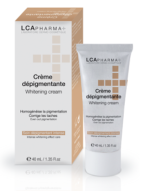Lca crème dépigmentante 40 ml