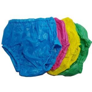 culotte en plastique pour bébé choix de couleurs taille 4