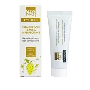 CytolNat CYTOLAC  Crème de soin peaux à imperfections 50 ml