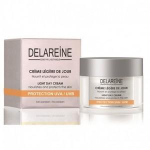 Delareine Crème légère de jour soin protecteur ÉTÉ 50 grs
