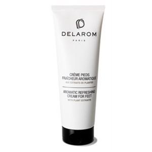 Delarom crème pieds fraicheur aromatique 125ml