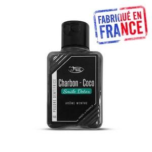 DENTI-SMILE Poudre Blancheur Charbon Coco 14 G