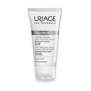 Uriage Depiderm Crème Mains Anti-Taches SPF15 50 ml