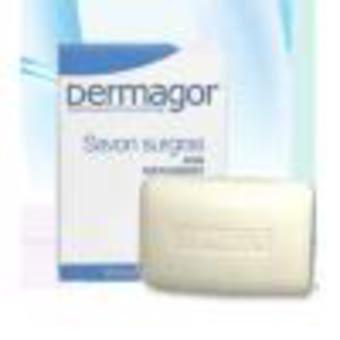 Dermagor Pain de Toilette Adoucissant savon surgras (150 g)