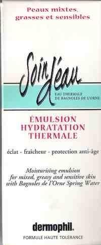 Dermophil Emulsion soin d'eau hydratante anti-age