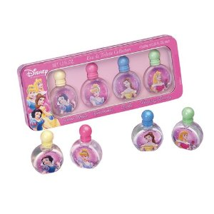 Disney coffret cadeau, eau de toilette collection miniatures (4 x7ml)