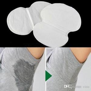 Patchs sous les aisselles absorbants pour transpiration excessive12 pièces jetables
