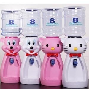 Mini distributeur 8 verre d'eau couleur blanche