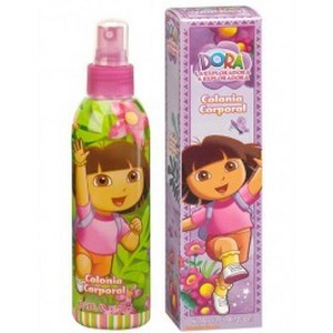 Air-Val Dora The Explorer Body Spray 200ml Réf : 5244