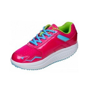 Drainaflex balancing shoes baskets flashy fushia