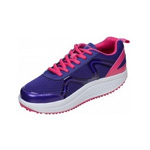 Drainaflex balancing shoes baskets flashy mauve