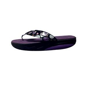 Drainaflex balancing tongs violet