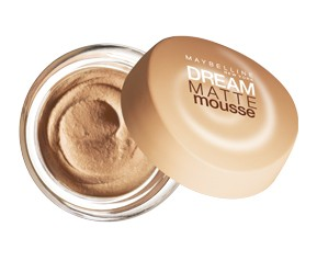 Maybelline dream mat mousse 18ml