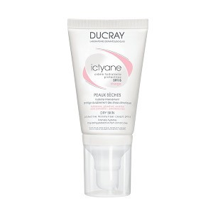 Ducray Ictyane Crème SPF20 Protectrice Hydratante Peaux Sèches (40 ml)