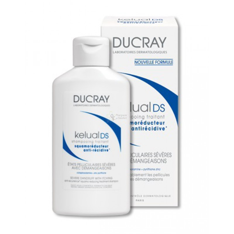 Ducray Kelual DS Shampooing (100 ml)