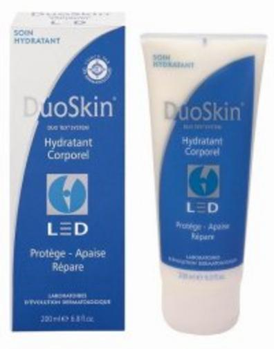 LED DUOSKIN Hydratation Corporelle (200 ml)