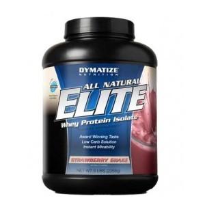 Dymatize Elite Whey Protein Isolate 2Lb 907 grams choix de gout