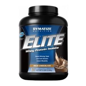 Dymatize Elite Whey Protein Isolate 5lb 2.27kg choix de Gout