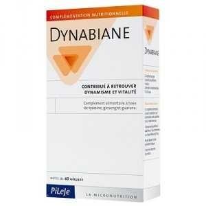 Dynabiane dynamisme et vitalité 60 gélules