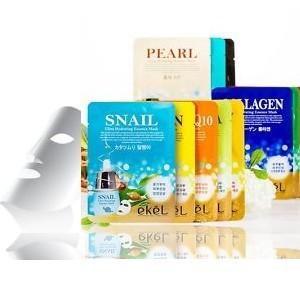 Ekel masque essence ultra hydratant ( choix de types de masque)