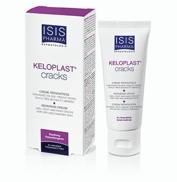 Isispharma KELOPLAST®cracks Crème réparatrice mains et pieds