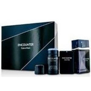 Encounter Coffret Eau de toilette 100ml + Dédorant stick 75ml + Eau de toilette 20ml