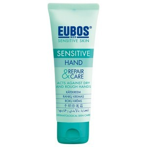 EUBOS crème Sensitive mains Repair & Care 75ml