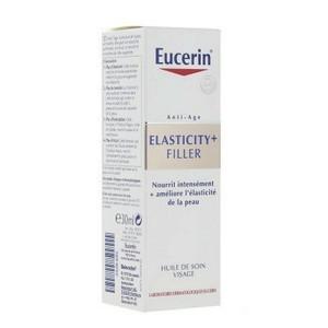 Eucerin elasticity + filler huile de soin 30ml (remplace dermodensifyer)
