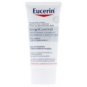 eucerin atopicontrol cr me visage calmante 12 om ga parapharmacie au maroc. Black Bedroom Furniture Sets. Home Design Ideas