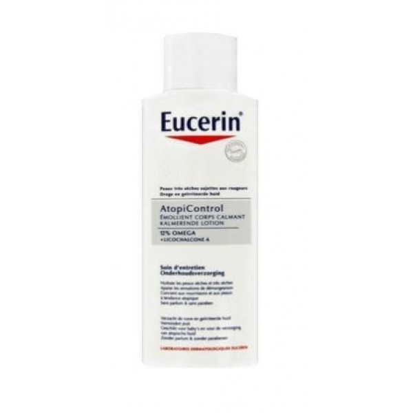 Eucerin Atopicontrol Emollient Corps 250 ml