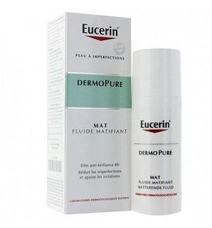 Eucerin Dermo Purifyer oil control Mat 50ml