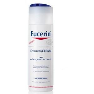 Eucerin DermatoCLEAN lait démaquillant Doux 200 ml