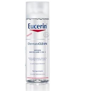 Eucerin DermatoCLEAN Lotion Micellaire 3 en 1 200ml
