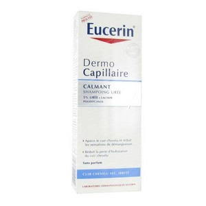 EUCERIN DermoCapillaire Shampoing Calmant 5% Urée(100ml)