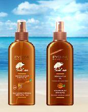 Promotion Eveline Huile Solaire Hydratante Resistante à L'eau Spf 6 (150ml)