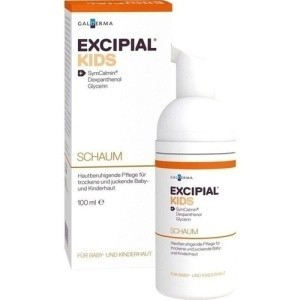 Excipial Kids Mousse soin apaisant 100ml