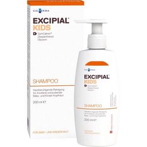 Excipial Kids shampooing pour enfant et bébé cuir chevelu sec et prurigineux 200 ml