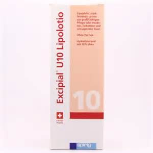 Spirig Excipial U10 Lipolotion (200 ml)